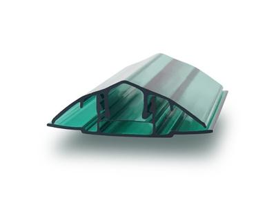 Соединительный HCP-профиль для поликарбоната (крышка-база)