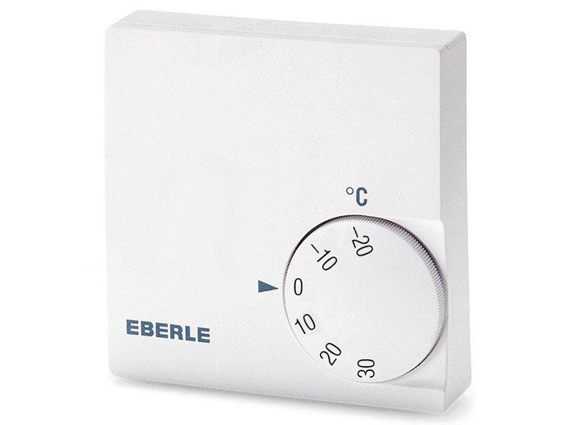 Механический терморегулятор Eberle RTR-E 6121